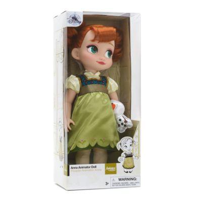 Muñeca de Anna de la colección Animators, Frozen