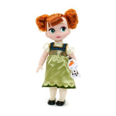 Bambola Anna collezione Animator, Frozen - Il Regno di Ghiaccio