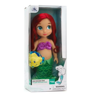 Ariel Animator Doll, The Little Mermaid