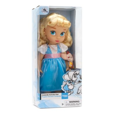Disney Animators Collection - Cinderella - Cinderella Puppe