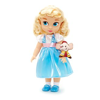 Disney Store – Cinderella Animator-Puppe