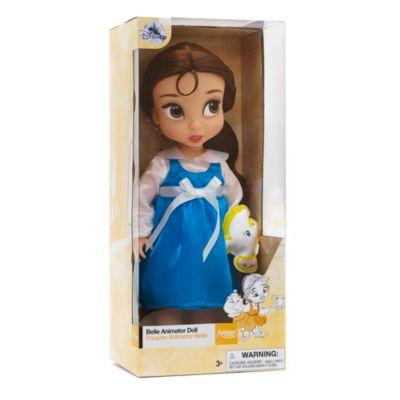 Belle-docka, Skönheten och odjuret
