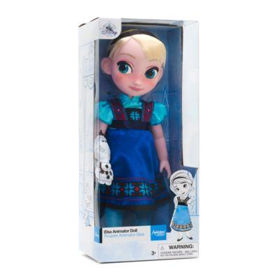 Elsa Animator Doll, Frozen