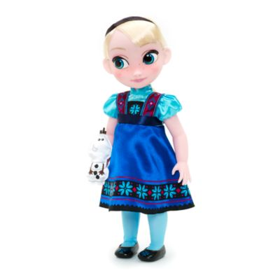 Poupée Animator Elsa, La Reine des Neiges