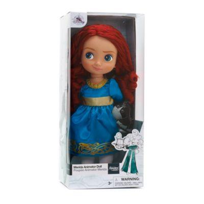 Merida Animator dukke, Modig