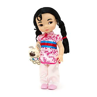 Disney Store – Mulan Animator-Puppe