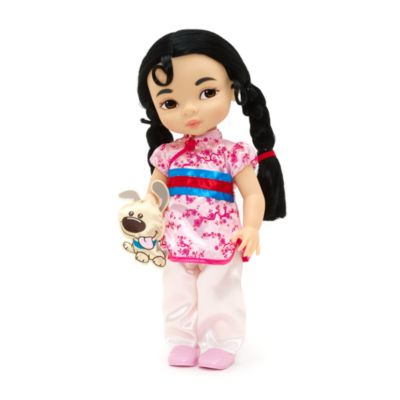 Disney Animators Collection - Mulan - Mulan Puppe