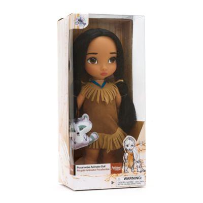 Muñeca de Pocahontas de la colección Animators