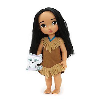 Disney Store Bambola Pocahontas collezione Animators