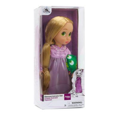 Rapunzel Animator dukke, To på flugt
