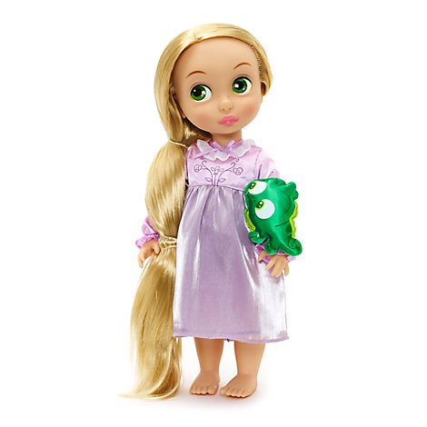 Disney Animators Collection - Rapunzel - Neu verföhnt - Rapunzel Puppe