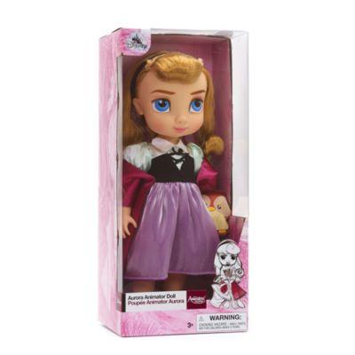 Muñeca de Aurora de la colección Animators, La Bella Durmiente