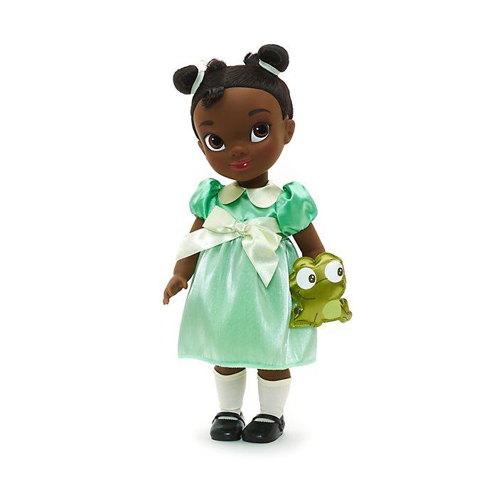 Muñeca de Tiana de la colección Animators, de Tiana y el Sapo, Disney Store