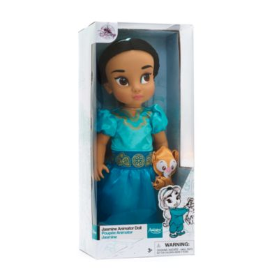 Jasmin-docka, Aladdin