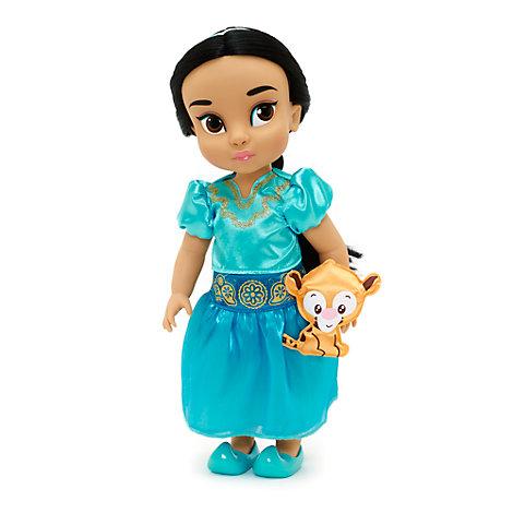 Jasmin Animator dukke, Aladdin