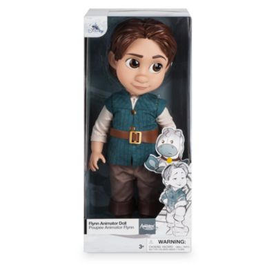 Muñeco Animators de Flynn Rider, Enredados