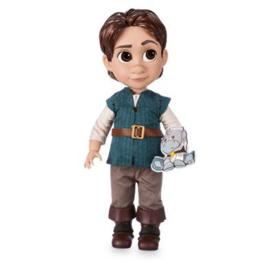 Flynn Rider Animator dukke, To på flugt