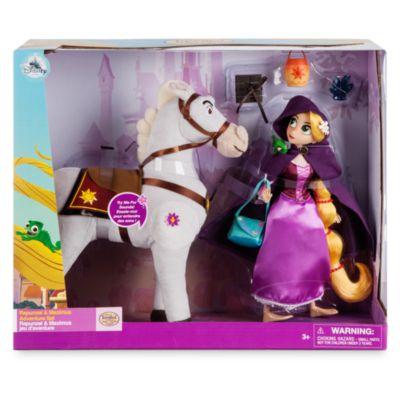 Set da gioco con Rapunzel e Maximus, Rapunzel: La Serie
