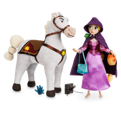 Set de juego de Rapunzel y Máximus, Enredados: la serie