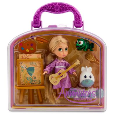 Rapunzel lekset med minidocka, Trassel