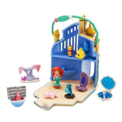 Ensemble de jeu miniature Ariel, collection Disney Animators