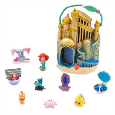 Microset juego Ariel colección Littles, Disney Animators