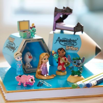 Microcoleccionable Littles, Disney Animators, 1.ª temporada