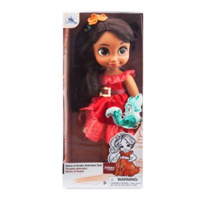 Muñeca Elena de Ávalor edición Animators