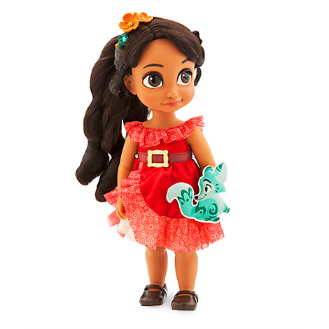 Elena of Avalor Animator Doll