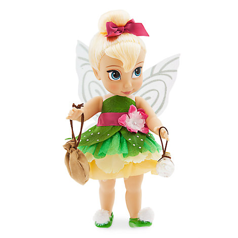 Disney Animators Collection - Tinkerbell - Puppe in Sonderedition
