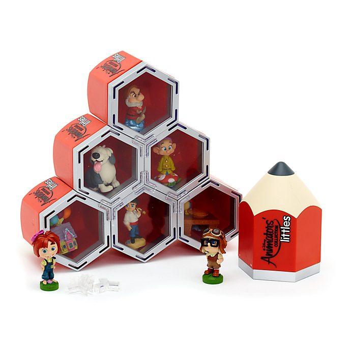 Micro figurines Disney Animators à collectionner, série n°5