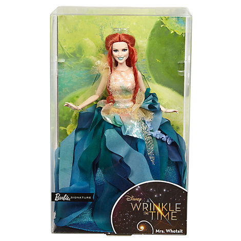 Mrs. Whatsit Barbie Doll, A Wrinkle in Time