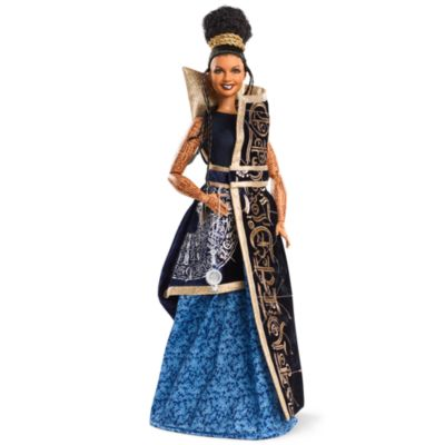 Muñeca Barbie Mrs. Who, Un pliegue en el tiempo