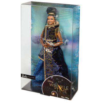 Poupée Barbie Madame Qui, Un Raccourci dans le Temps