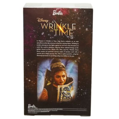 Mrs. Who Barbie Doll, A Wrinkle in Time