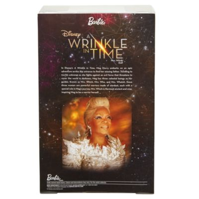 Mrs. Which Barbie Doll, A Wrinkle in Time