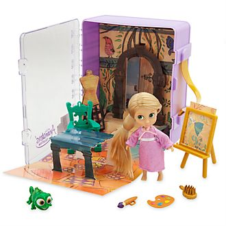 Disney Store - Disney Animators Collection - Rapunzel - Spielset