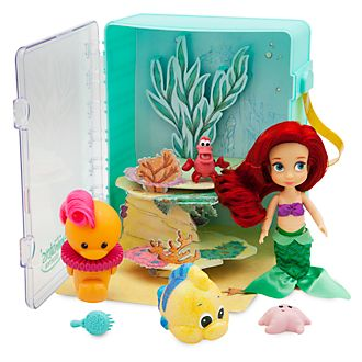 Disney Store - Disney Animators Collection - Arielle - Spielset