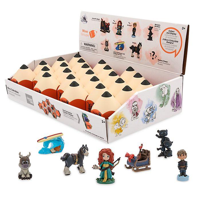 Figurines miniatures à collectionner, collection Disney Animators, série n°7, Disney Store