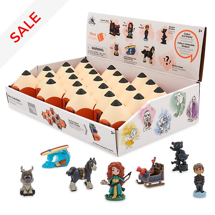 Disney Store Disney Animators' Collection Littles Micro Collectible, Wave 7