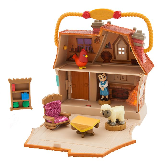 Set da gioco collezione Disney Animators Littles Belle Disney Store