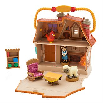 Disney Store Belle Playset, Disney Animators' Collection Littles