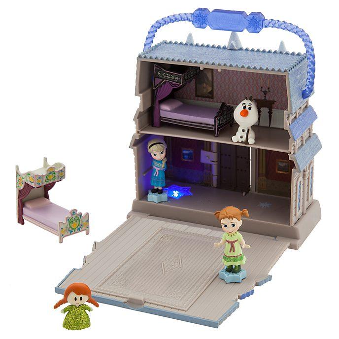 Disney Store - Die Eiskönigin - völlig unverfroren Spielset - Disney Animators Collection Littles