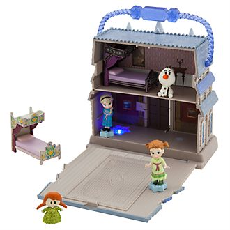 Disney Store Frozen Playset, Disney Animators' Collection Littles