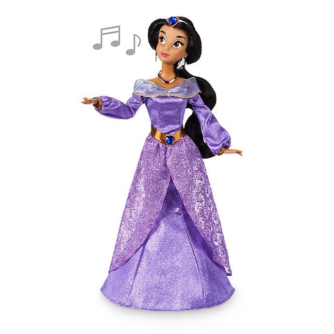 Bambola canora Principessa Jasmine Disney Store