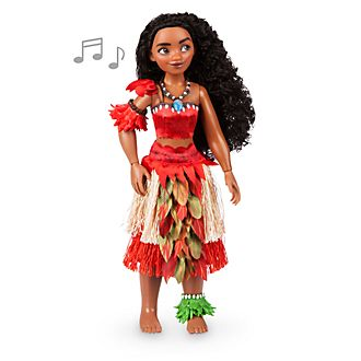 Disney Store Moana Singing Doll