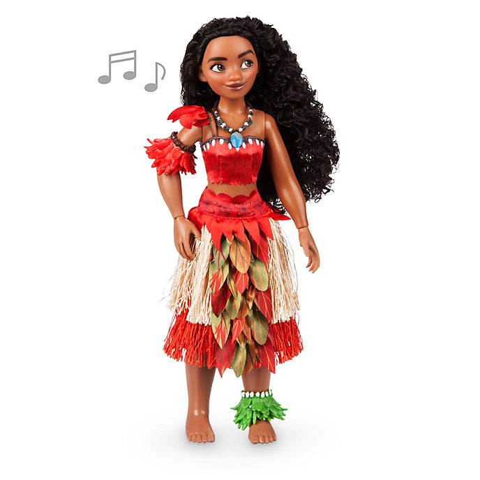 Bambola musicale Vaiana Disney Store
