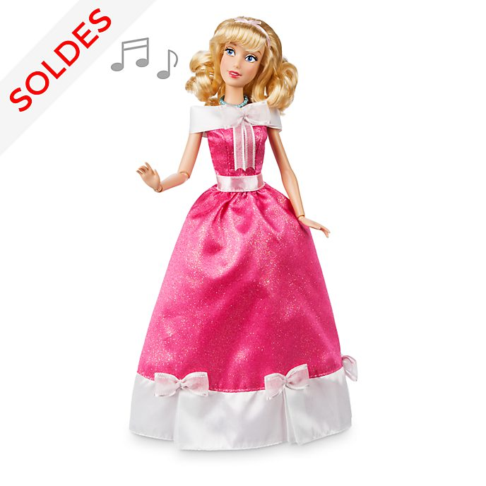Poupée Cendrillon musicale, Disney Store