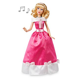 Disney Store Cinderella Singing Doll