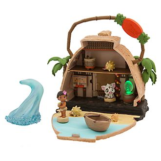 Disney Store - Vaiana Spielset - Disney Animators Collection Littles